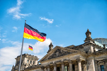 Fotomurales - Reichstag building, seat of the German Parliament