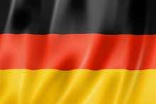 Fotomurales - German flag