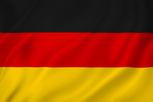 Fotomurales - Germany flag